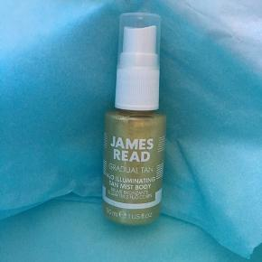 James Read - Gradual Tan 30 ml. Er aldrig prøvet, så står som ny. Hvis den skal sendes, betaler køber fragten.