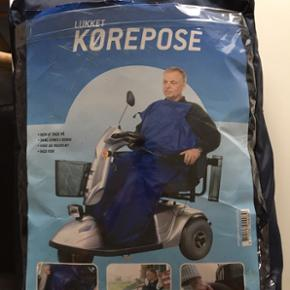 Kørepose til kørestolsbrugerHar været brugt 1 gang