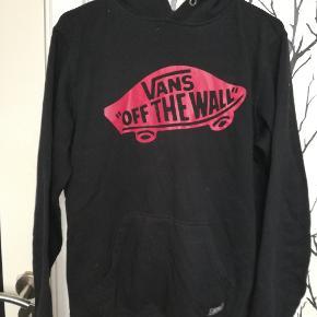 Vans hoodie. XL - men passes af M og L. 😁