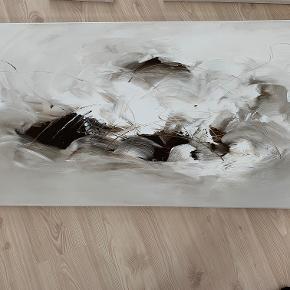 5 stk super flottet malerier Sælges da jeg er flyttet. Kommer fra ikke ryger hjem. Er velkommer til at komme og se dem. Ny pris ca 10.000 kr Maleren hedder Jannick .