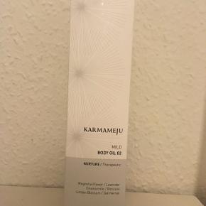 Ny og uåbnet Karmameju MILD Body Oil 02 - 200 ml