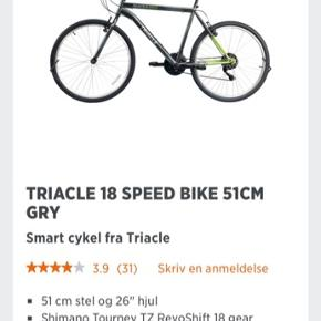 Sælger den her cykel fra POWER, den er stadig i papkasse og derfor ALDRIG brugt