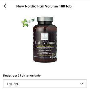 New nordic hårprodukt