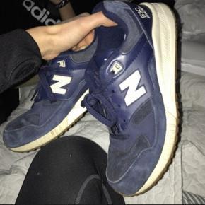 Fede sneakers fra New Balance i modellen 530. Meget fin stand, da de kun er brugt få gange☺️