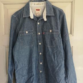 Fin drengeskjorte str. 150-160 cm Levi's