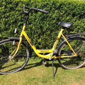 Super fed retro cykel fra Batavus. Trænger til en kærlig hånd og 2 nye dæk. Baggagebæreret er rustet men ellers er der kun små-rust på selve stellet. En fed cykel og det er tydeligt at det er en kvalitetscykel.  BYD