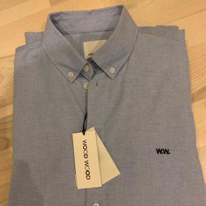 Wood Wood skjorte. Str L. Ikke brugt