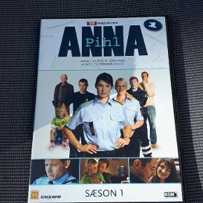 Komplet 1 sæson af Anna Pihl