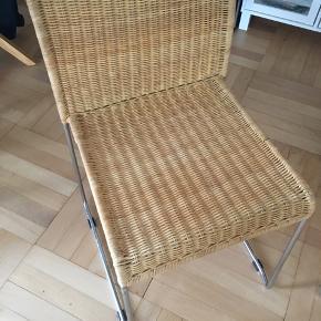 7 lækre stole sælges samlet, prisen er for alle sammen