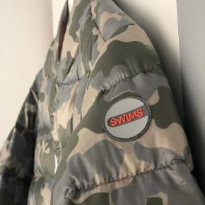 SWIMS light weight desert camo jacket. New with price tag, small.