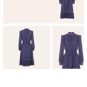 Smuk kjole fra Resumecph - er som ny. Ny pris 1000,-kr køber betaler Porto via DAO😀