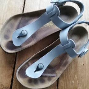 Super skønne sandaler, - brugt ganske lidt
