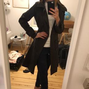 Fin frakke fra zara
