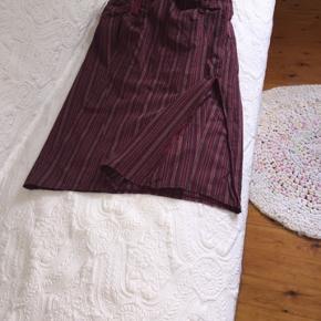 Uldahl nederdel