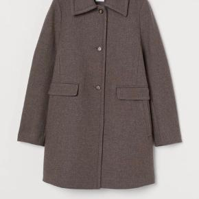 Lige købt denne frakke, men den er for stor. Brugt en gang