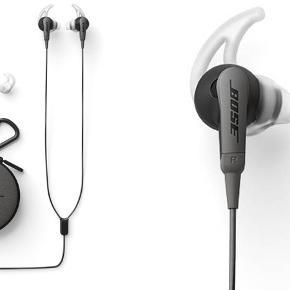 """Helt nye BOSE SoundSport """" in ear """"  - Helt nye og aldrig brugt   Vejl. købspris 849,-"""