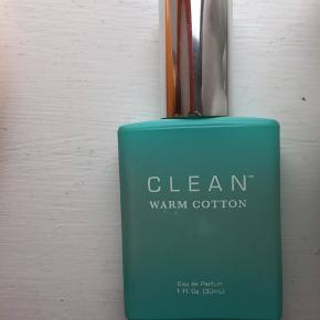 Clean warm cotton Brugt meget lidt Der er over 3/4 dele tilbage.  Byd🌼