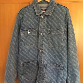 Wood Wood Ludo Jacket str LargeAldrig brugt, stadig med prismærke.  Nypris 1400kr