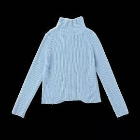 Rigtig fin sweater i uld