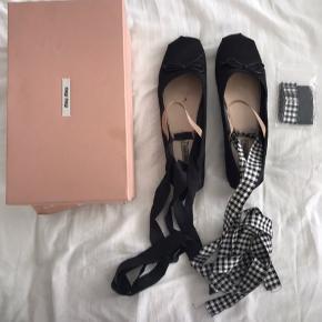 Miu Miu andre sko & støvler