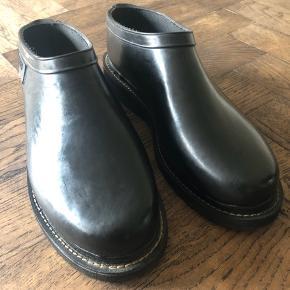 Gummistøvle sko