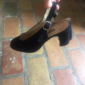 Fine læder slip ins fra Gardenia Shoe Biz