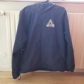 Palace jakke:   Palace 3M Crank Jacket Deep Blue  Byd