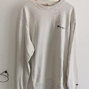 Champion hvid trøje i Xl