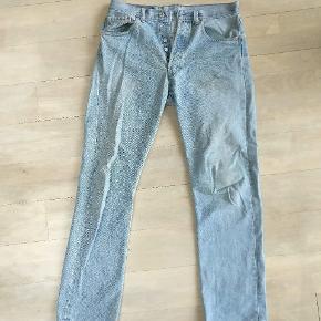 Levi's 501 jeans. Størrelse 32/32.Mp 75 Bin 200