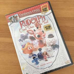 Julefilm 'Rudolph med den røde tud' på DVD