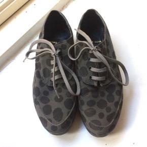 Stine Goya sko. De måler 24 cm.