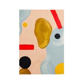 Print af eget akryl maleri. I A3 størrelse (29,7 x 42 cm).   Bliver printet på kraftigt blankt papir i lækker kvalitet.