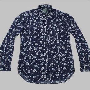 Gitman vintage skjorte med fedt print og i en god bomuldskvalitet. I rigtig fin condition Mp. 300
