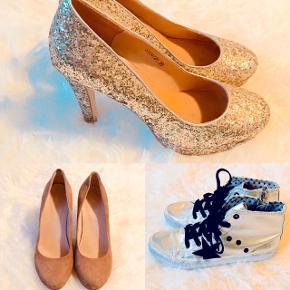 Forskellige Sofie Schnoor stiletter og sko.Kom med et bud eller spørg. Flyttesalg så lav pris