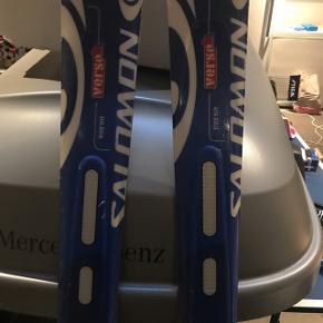 Super fin Salomon ski, 160 cm