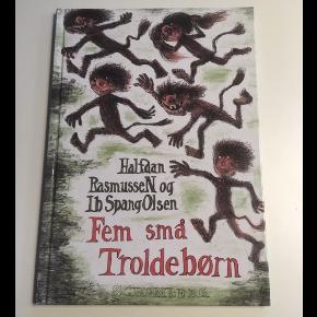 BogFem små troldebørn Halfdan Rasmussen og Ib Spang Olsen NSN