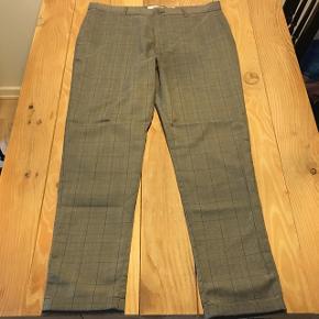 Minimum Ugge 2.0 Dressed Pant light Grey Melange.