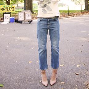 Jeans model pop lt vintage i 100% bomuld. Klassisk model 👌🏻  🌱 Fra røgfrit og dyrefri hjem