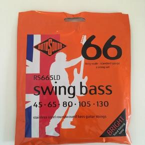Roto Sound (5 string set) Swing Bass Strings 45-130 RS665LD