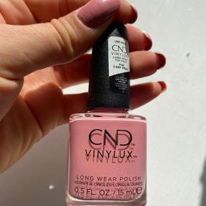"""Cnd neglelak i farven """"pacific rose"""". Flot pudret Rosa.  Kun brugt en gang.   #trendsalesfund"""