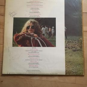 Janis Joplin - Greatest Hits  Cover-vinyl: F/VG+ Label: CBS - 65470