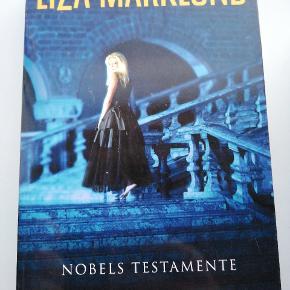 Liza Marklund, nobels testamente, paperback