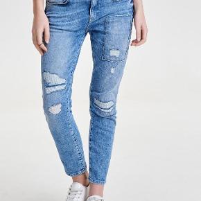 Varetype: Jeans Størrelse: 30 Farve: Denim Oprindelig købspris: 460 kr.  Denim bukser fra Only i str. 30/34.  De er brugt et par gange.  MP er kr. 200+porto.