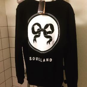 Soulland Sweater- Brugt få gange Tags + Kvittering