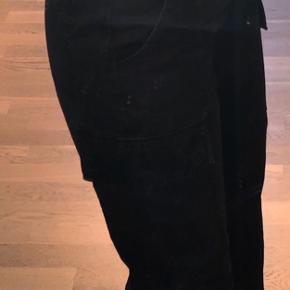 Wood Wood bukser med lommer i siden - byd gerne