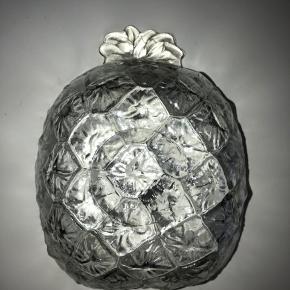 Flot ananas glasskål. Har 3 styks