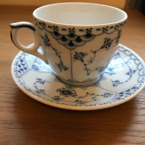 Varetype: Porcelæn  Størrelse: Lille Farve: Blå