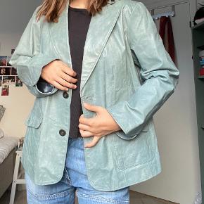 Zizzi Jeans pels- & skindjakke