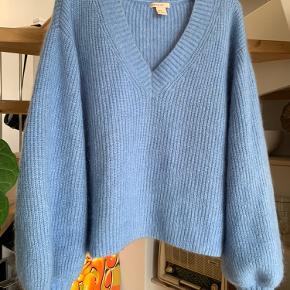 Mohair/Wool blend - skønt med farver her til efterår! Blød og lækker