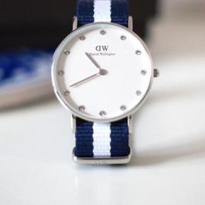 Uret har aldrig været ude af æsken, da ure ikke lige er mig.